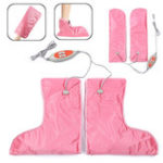 New Electric Heated Gloves Infrared Therapy Treatment SPA Care