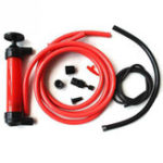 New Portable Manual Sucker Siphon Pump Transfer Oil Liquid Hand Air Pump Car