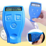 New Thickness Tester Digital Auto Car Paint Coating Measuring Gauge Meter 3 Colors