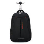 New Travel Bag 18 inch Rolling Shoulders Backpack Trolley Luggage Suitcase Large Capacity Cabin Suitcases Business Laptop Bag