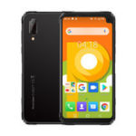 New BLACKVIEW BV6100 6.88 inch IP68 5580mAh NFC Android 9.0 Waterproof Dustproof Shockproof 3GB 16GB Helio A22 Quad Core 4G Smartphone