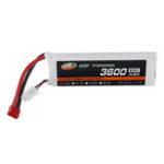 New XF POWER 7.4V 3600mAh 65C 2S Lipo Battery T Plug for RC Car