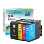 New TIANSE 932XL Ink Cartridge For HP 932 XL 933 HP932XL For HP 932XL 933XL HP932 XL For HP Officejet 6100 6600 6700 7110 7610 7612 Printer Ink