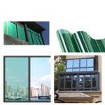 New 40cm x 1M/ 3M/ 5M One Way Mirror Window Tint Window Film Privacy Reflection Tint Film
