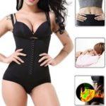 New Sweat Sauna Body Shaper Women Vest Thermo Neoprene Trainer Sliming Waist Belt Tracksuit