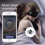New XIAOMI Sleepace Sleep Headphones Comfortable Eye Mask