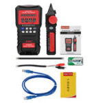 New TA8866D Multi-functions Network Cable Tester Wire Checker Detector Line Finder