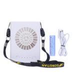 New 3 Gears Portable Mini USB Charging Turbofan Fan Home Table Desktop Summer Cooling Fan