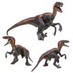 New Realistic Velociraptor Dinosaur Toy Simulation Lifelike Toys Gift Decora Collection Model Toys