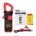 New TA8315A Clamp Meter Multimeter High Precision Digital Ammeter Table AC and DC Universal Automatic Multifunction