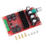 New 2x100W XH-M190 TPA3116 D2 Dual Channel Digital Audio Amplifier Board for Arduino TPA3116D2 Two Channel Module 100W+100W 12-24V