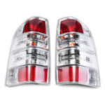 New Car Rear Tail Light Assembly Brake Lamp with Bulb Wiring Harness Left/Right for Ford Ranger Pickup Ute 2008-2011