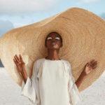 New Travel Holiday Seaside Sunscreen Folding Beach Straw Hat