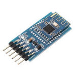 New 10pcs JDY-10 Bluetooth 4.0 Serial Port Transmission Module BLE Compatible CC2541 Slave with Backplane
