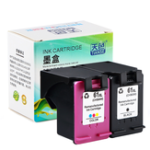 New TIANSE 1 Pack 61XL 61 XL Replacement Ink Cartridge HP61 61 for HP Deskjet 1000 1050 1055 2000 2050 2512 3000 J110a J210a J310a 5530 4500 Printer Ink