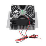 New XD-35 12V Small Electronic Refrigerator Semiconductor Refrigeration System Component Kit