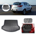 New Car Rear Trunk Cargo Liner Mat For Kia Sportage SL 2011-2015 3rd Gen Only
