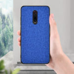 New Bakeey Luxury Fabric Soft Silicone Edge Shockproof Protective Case For Xiaomi Mi 9T / Xiaomi Mi 9T pro / Xiaomi Redmi K20 / Redmi K20 PRO
