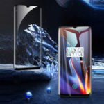 New Bakeey 5D Full Coverage Full Glue Anti-explosion Tempered Glass Screen Protector for OnePlus 7 / OnePlue 6T