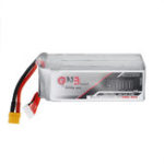 New Gaoneng GNB 22.2V 5000mAh 50C 6S Lipo Battery XT60 Plug for RC Car Airplane