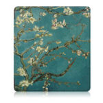 New Printing Tablet Case Cover for Kindle oasis 2019 – Apricot Blossom