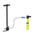 New AUG Scuba Cylinder Oxygen Breath Tank Pump Bag Respirator Diving Equipment Set