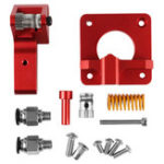 New Left / Right Direction Btech Double Pulley Dual Drive Extruder Kit for CR-10S PRO / Ender-3 3D Printer