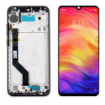 New LCD Display Touch Screen Replacement Digitizer + Frame With Tools For Xiaomi Redmi Note 7