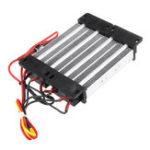 New 220V 1000W Square PTC Air Heater Ceramic Constant Temperature Heating Element Heater