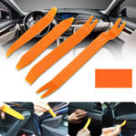 New 4/12pcs Auto Car Radio Door Clip Panel Trim Dash Audio Removal Installer Pry Repair Tool