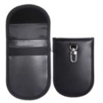New Car Key Signal Blocker Case Faraday Cage Fob Pouch Keyless Anti-theft Bag 20*10cm