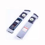 New Inside And Outside Right Angle Measuring Ruler Aluminum Alloy Laboratory Tool