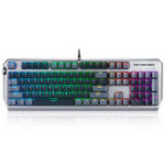 New MOTOSPEED CK80 104Key USB Wired RGB Backlight Original Mechanical Gaming Keyboard