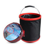 New Xmund XD-FB1 12L Folding Water Bucket Outdoor Camping Fishing Bucket Washing Cleaning Barrel