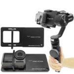 New Gimbal Adapter Mount Bracket Universal Fo DJI OSMO Gopro3/3+/4/5 Xiaomi Yi 4K SJcam Meegou Sport Camera