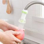 New Kitchen Bath Shower Faucet Splash Filter Tap Device Head Nozzle Water Saving