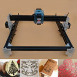 New 5500mW Mini CNC Laser Engraver Printer Engraving Machine Wood Metal Stone Cutter Marking Machine