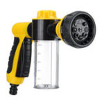 New High Pressure Car Spray Cleaner Foam Snow Water G un Washer Cleaning 8 Settings