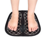 New EMS Deep Kneading Shiatsu Therapy Foot Massager Mat