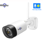 New Hiseeu TZ-HB312 HD 1080P 2MP Wireless Outdoor Security Camera Weatherproof Bullet IP WiFi Outdoor Camera for Hiseeu CCTV Camera System