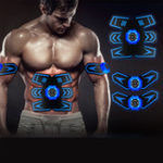 New EMS Muscle Training Gear Stimulator Body Exercise Trainer