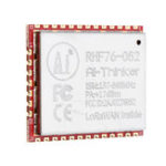 New SX1276 Wireless LoRa Module RHF76-052 LoRaWAN Node Module Integrated STM32 Low Power  433/470/868/915MHz
