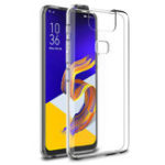 New Bakeey Transparent Soft TPU Back Cover Protective Case for Asus Zenfone 6 ZS630KL