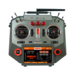 New FrSky HORUS X10 Express 24CH ACCESS ACCST D16 Mode2 Transmitter PARA Wireless Training System for RC Drone