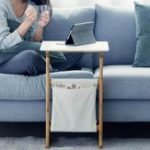 New CHENGSHE Multi-functional Sofa Companion Bamboo Wooden Table from Xiaomi Youpin