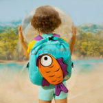 New TOSWIM Dry and Wet Separation Bag Portable Storage Bag Children Waterproof Bag Travel Camping