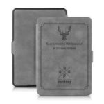New Printing Tablet Case Cover for Kindle Paperwhite 4 – Deer
