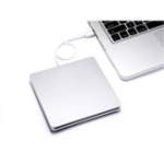 New USB 3.0 External DVD Burner Ultra-thin External CD/DVD Player Optical Drive for PC Laptop Windows