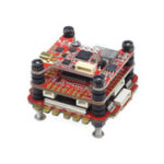 New HGLRC FD765-VTX F7 Dual Gyro Flight Controller AIO OSD BEC & 65A L431 BL_32 4in1 ESC & 48CH VTX Stack for RC Drone