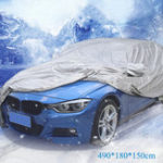 New Universal Size L Indoor Outdoor Auto Case Full Car Cover Sun UV Snow Dust Resistant Protection
